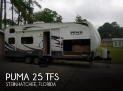 Used 2014  Forest River  Puma 25 TFS by Forest River from POP RVs in Sarasota, FL