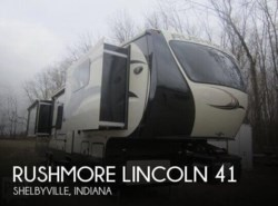Used 2014  CrossRoads Rushmore Lincoln 41 by CrossRoads from POP RVs in Shelbyville, IN