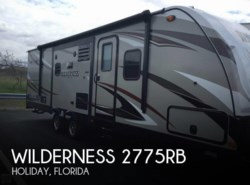 Used 2016 Heartland RV Wilderness 2775RB available in Sarasota, Florida
