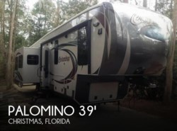 Used 2014  Palomino Palomino Columbus 365RL by Palomino from POP RVs in Sarasota, FL
