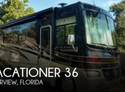 Used 2012  Holiday Rambler Vacationer 36 by Holiday Rambler from POP RVs in Sarasota, FL