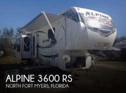 Used 2012  Keystone Alpine 3600 RS by Keystone from POP RVs in Sarasota, FL