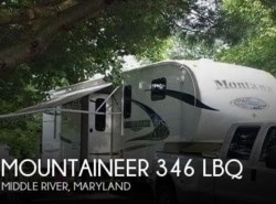 Used 2011  Keystone Mountaineer 346 LBQ by Keystone from POP RVs in Sarasota, FL