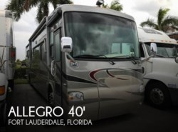 Used 2006  Tiffin Allegro 40 QDP-Freightliner by Tiffin from POP RVs in Sarasota, FL