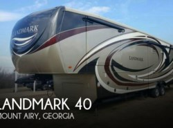 Used 2012  Heartland RV Landmark 40