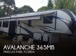 Used 2017  Keystone Avalanche 365MB by Keystone from POP RVs in Sarasota, FL