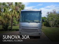 Used 2014 Itasca Sunova 30A available in Sarasota, Florida
