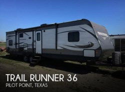 Used 2016  Heartland RV Trail Runner 36 by Heartland RV from POP RVs in Sarasota, FL
