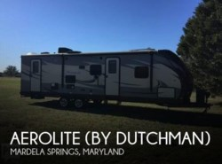 Used 2016  Aerolite  (by Dutchman) 28 by Aerolite from POP RVs in Sarasota, FL