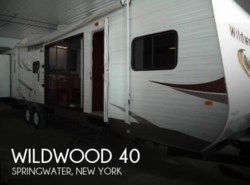 Used 2014  Forest River Wildwood 40