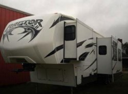Used 2013  Keystone Raptor 410 LEV by Keystone from POP RVs in Sarasota, FL