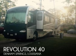 Used 2007  Fleetwood  Revolution 40 by Fleetwood from POP RVs in Sarasota, FL