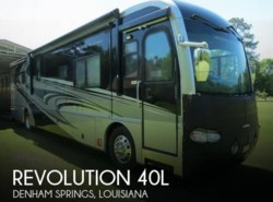 Used 2007  Fleetwood  Revolution 40L by Fleetwood from POP RVs in Sarasota, FL