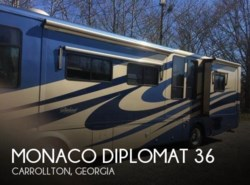 Used 2005  Monaco RV  Monaco Diplomat 36 by Monaco RV from POP RVs in Sarasota, FL