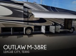 Used 2015  Thor Motor Coach Outlaw M-38RE by Thor Motor Coach from POP RVs in Sarasota, FL