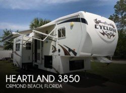 Used 2010  Heartland RV  Heartland 3850 by Heartland RV from POP RVs in Sarasota, FL