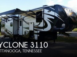 Used 2015  Heartland RV Cyclone 3110 by Heartland RV from POP RVs in Sarasota, FL