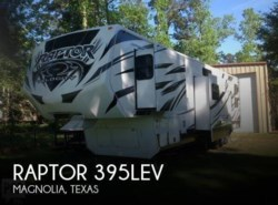 Used 2013  Keystone Raptor 395LEV