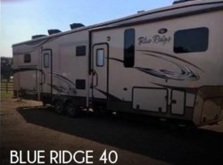 Used 2015  Forest River Blue Ridge 40 by Forest River from POP RVs in Sarasota, FL