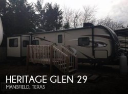 Used 2015  Forest River  Heritage Glen 29 by Forest River from POP RVs in Sarasota, FL