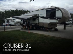Used 2013  CrossRoads Cruiser 31