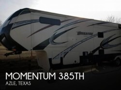 Used 2014  Grand Design Momentum 385TH by Grand Design from POP RVs in Sarasota, FL