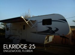 Used 2012  Heartland RV ElkRidge 25 by Heartland RV from POP RVs in Sarasota, FL
