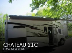 Used 2011  Thor Motor Coach Chateau 21C by Thor Motor Coach from POP RVs in Elma, NY