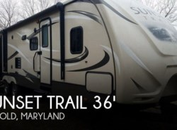 Used 2015  CrossRoads Sunset Trail M 33 - FR by CrossRoads from POP RVs in Sarasota, FL