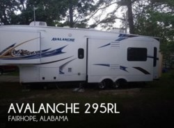 Used 2013  Keystone Avalanche 295RL by Keystone from POP RVs in Sarasota, FL