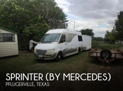 Used 2005  Miscellaneous  Sprinter (by Mercedes) 19 by Miscellaneous from POP RVs in Sarasota, FL