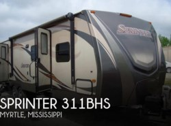Used 2015 Keystone Sprinter 311BHS available in Myrtle, Mississippi