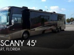 Used 2012  Thor Motor Coach Tuscany 45 LT Motor Coach by Thor Motor Coach from POP RVs in Sarasota, FL
