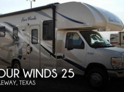 Used 2016  Thor Motor Coach Four Winds 25 by Thor Motor Coach from POP RVs in Sarasota, FL