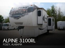 Used 2012  Keystone Alpine 3100RL