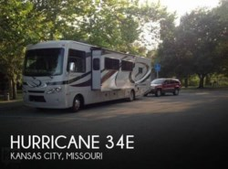 Used 2014  Thor Motor Coach Hurricane 34E