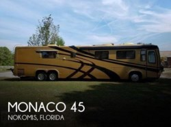 Used 2001  Monaco RV  Monaco 45 by Monaco RV from POP RVs in Sarasota, FL
