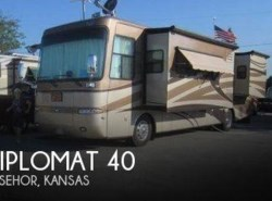 Used 2007  Monaco RV Diplomat 40 by Monaco RV from POP RVs in Sarasota, FL