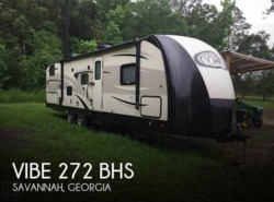 Used 2016  Forest River Vibe 272 BHS by Forest River from POP RVs in Sarasota, FL