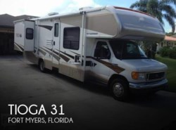 Used 2007  Fleetwood Tioga 31 by Fleetwood from POP RVs in Fort Myers, FL