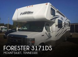 Used 2013  Forest River Forester 3171DS
