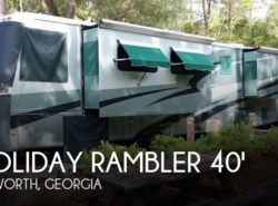 Used 2004  Holiday Rambler  Holiday Rambler 40 PDQ by Holiday Rambler from POP RVs in Sarasota, FL