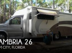 Used 2006  Winnebago Cambria 26 by Winnebago from POP RVs in Sarasota, FL
