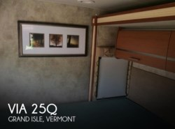 Used 2012  Winnebago Via 25Q by Winnebago from POP RVs in Sarasota, FL