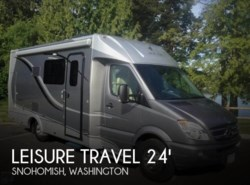 Used 2013  Leisure Travel  Leisure Travel Unity U24MB by Leisure Travel from POP RVs in Sarasota, FL