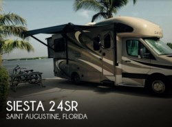Used 2016  Thor Motor Coach Siesta 24SR by Thor Motor Coach from POP RVs in Sarasota, FL