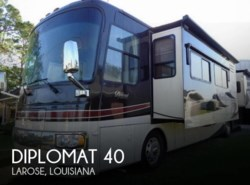 Used 2008  Monaco RV Diplomat 40 by Monaco RV from POP RVs in Sarasota, FL