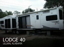 Used 2013  Forest River Wildwood Lodge 40 by Forest River from POP RVs in Sarasota, FL