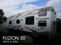 Used 2012  Keystone Fuzion 30 by Keystone from POP RVs in Sarasota, FL