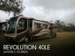 Used 2005  Fleetwood  Revolution 40LE by Fleetwood from POP RVs in Sarasota, FL